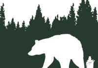 Bear Wallow Horizontal Logo