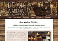 Bear Wallow Distillery